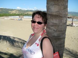 Anabelle in Cuba